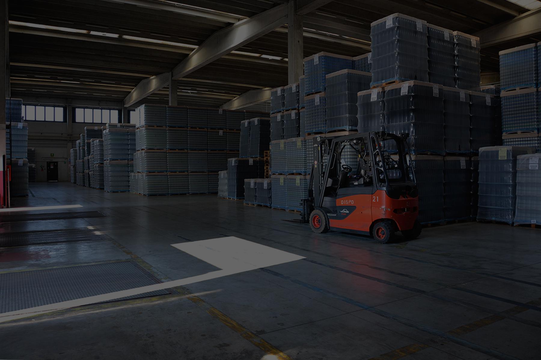 Contract Logistics e logistica Integrata